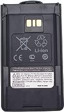 GoodQbuy 2600mAh 7.4V Replacement Li-ion Two-Way Radio Battery Packs for Yaesu/Vertex/Standard EVX-531EVX-534 EVX-539 VX-450 VX-459 VX-451 FNB-V113LI