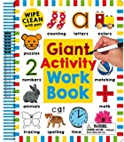 Wipe Clean: Giant Activity Workbook