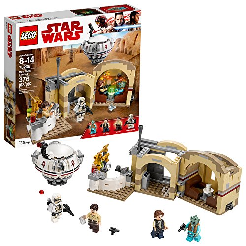 LEGO Star Wars Mos Eisley Cantina [75205 - 376 Pieces]