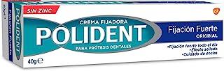 POLIDENT Crema Fijadora para dentaduras postizas Original 40 GR