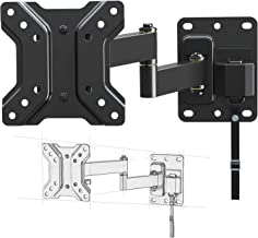 RV TV Mount for Camper Full Motion Lockable TV Wall Mount for 10-26 Inch LED LCD OLED..