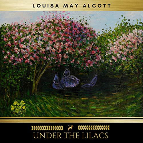 Under the Lilacs audiobook cover art