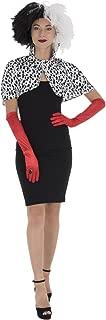 Fancy Dress/Halloween 3 Piece Instant Dalmation Dog Lady Set