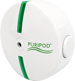 Air Purifier Anti-Bacteria/Anti-Odour Plug in Air Cleaner Puripod White One Size