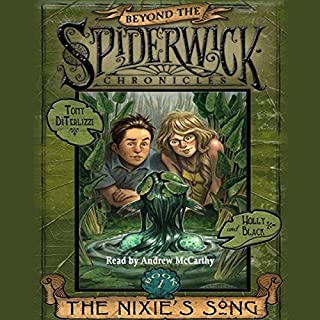 The Nixie's Song audiobook cover art