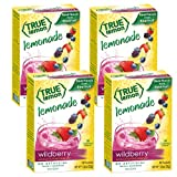 True Lemon WILDBERRY LEMONADE (Pack of 4) 10ct each box. True Citrus