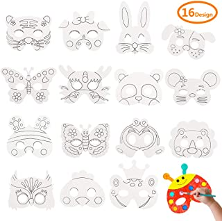 Best childrens animal masks to print Reviews