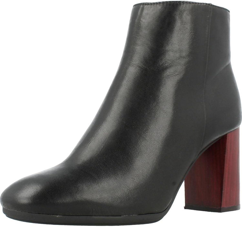 ALPE Stiefelleten Stiefel Damen, Farbe Schwarz, Marke, Modell Stiefelleten Stiefel Damen 3174 20 Schwarz