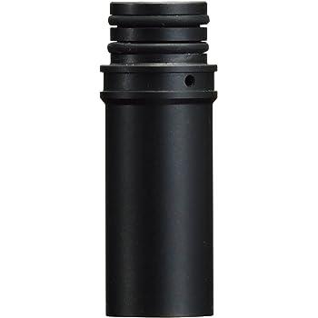 SAROME(サロメ) VAPE-1ブラックドリップチップ 液跳ね防止 Ploom techタバコカプセル装着可能