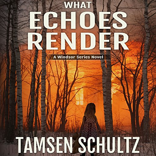 What Echoes Render audiobook cover art