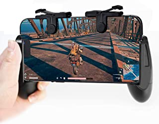Fullfun Free Fire PUBG Mobile Joystick Controller PUGB L1 R1 Mobile Gaming Trigger Button L1R1 Shooter Phone Game Pad for iPhone