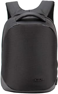 2332304 Mochila Antirrobo, 20 L, 0.9 kg, 32x47x16 cm, Negro