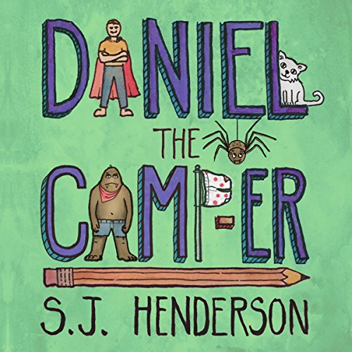 Daniel the Camp-er cover art