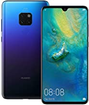 Huawei Mate 20 (HMA-L29) 6GB / 128GB 6.53-inches LTE Dual SIM Factory Unlocked - International Stock No Warranty (Twilight)