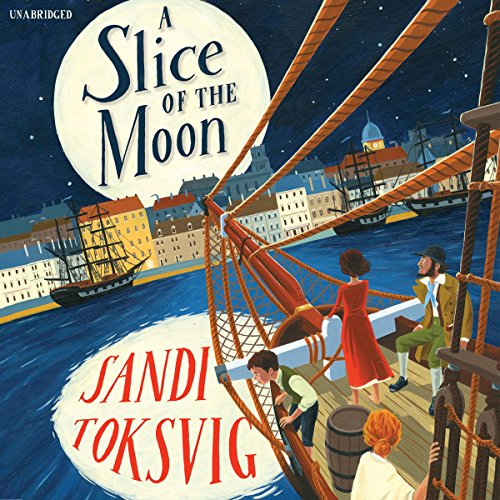 A Slice of the Moon cover art