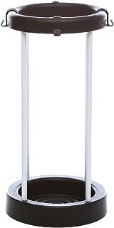 rethyrel Portaombrelli Moderni Mensola di Supporto Portaombrelli Antiscivolo Smontabile in Plastica Antiscivolo per Il Lobby Familiare per Montare Un Ombrello Rosa