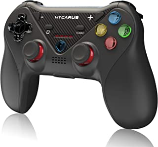 Hycarus Nintendo Switch Controller, Built-in Gyro Sensor and Turbo Functions for Nintendo Switch Pro Controller, Wireless Bluetooth Gamer's Choice for Nintendo Switch Games Motion Control