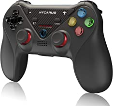 Hycarus Nintendo Switch Controller, Built-in Gyro Sensor and Turbo Functions for Nintendo Switch Pro Controller, Wireless ...