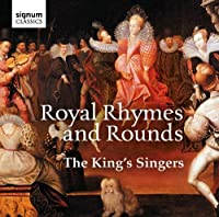 Royal Rhymes & Rounds by CORNYSH / GIBBONS / DOWLAND / WEE (2012-06-19)
