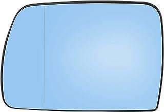 X AUTOHAUX Auto Linke Seite Spiegelglas Ersatz Mit/Trägerplatte Beheizt Auto Für Farhzeug