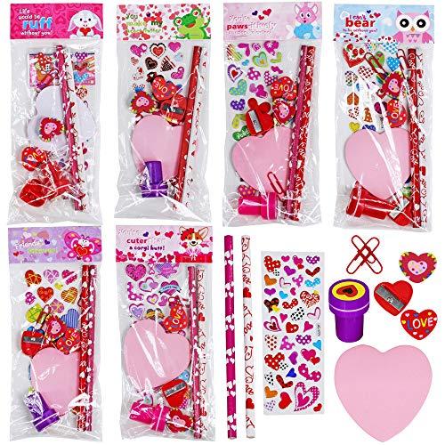 30 Sets Valentine's Day Stationery