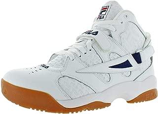 Mens Spoiler Small Logos Sneaker, Adult, White/White/Gum