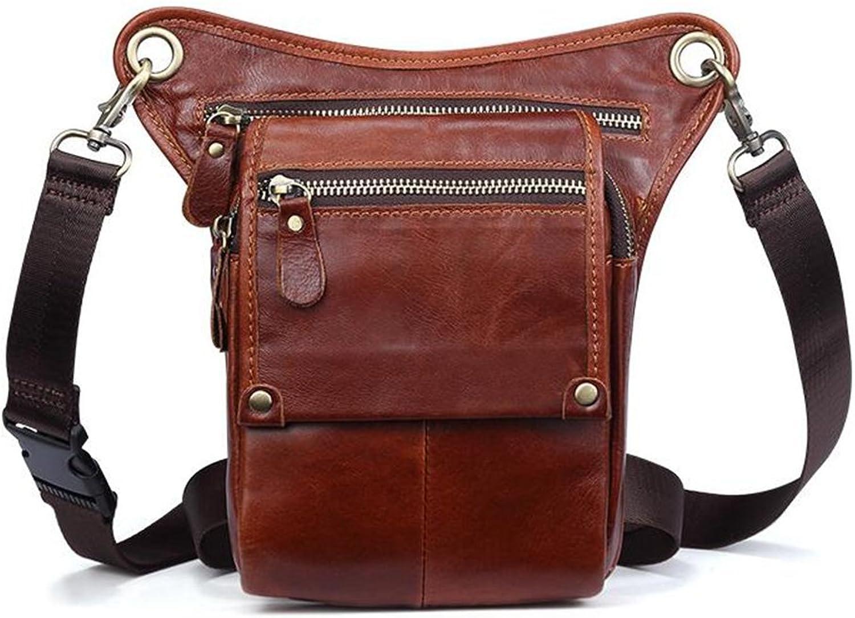 Surnoy weiches leder männer die handtasche, business
