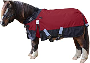 Derby Originals 600D Nylon Horse Turnout Winter Blanket Miniature and Pony Sizes