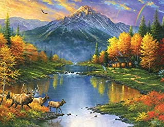 SUNSOUT INC Mountain Retreat Jigsaw Puzzle
