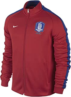 South Korea Republic Authentic N98 Track Jacket - Red (XS)
