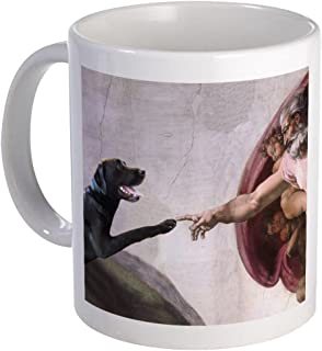 CafePress Black Lab Mug Unique Coffee Mug, Coffee Cup