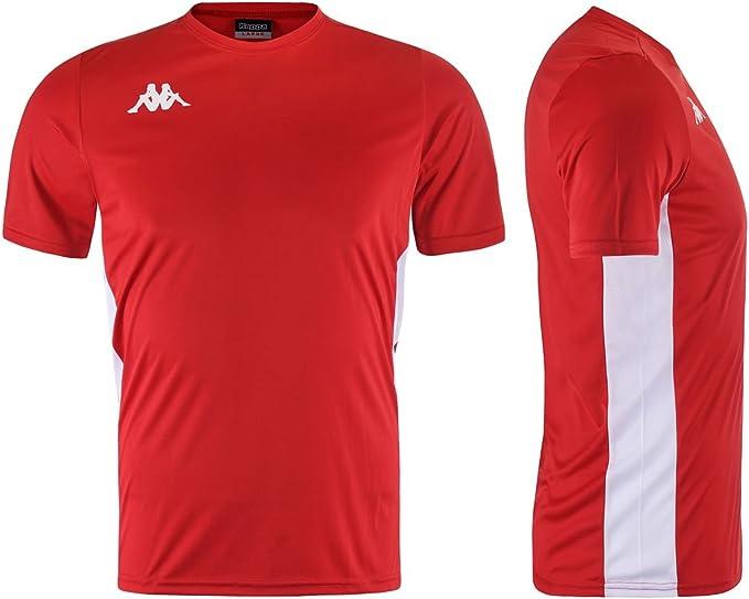 Kappa Kappa4soccer Wenet Camiseta de fútbol de Manga Corta Hombre