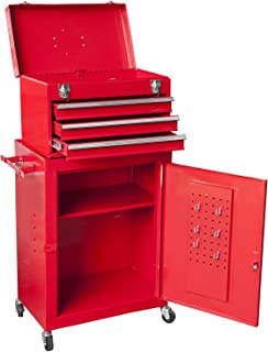 Amazon Com Red Tool Cabinets Tool Chests Cabinets Tools Home Improvement