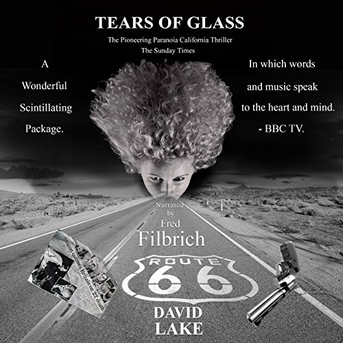 Tears of Glass audiobook cover art