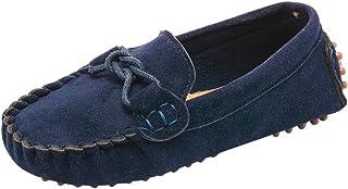 Subfamily Mocassins Bébé Garçon et Fille Loafers Chaussures décontractées Respirantes et à Fond Mou Chaussures Plates Chau...
