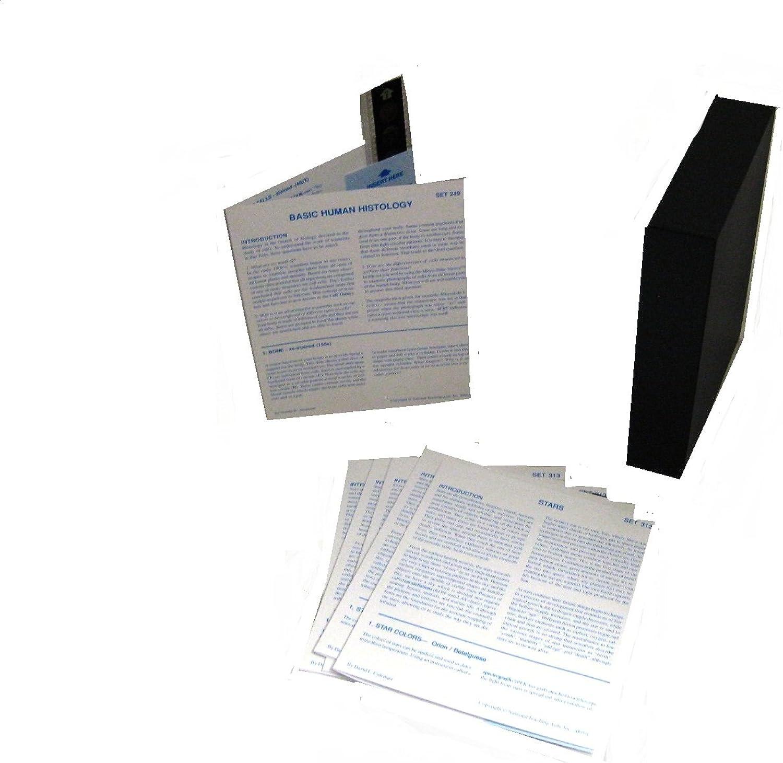 American Educational Microslide Human Histology Lesson Plan Set (Box of 30)