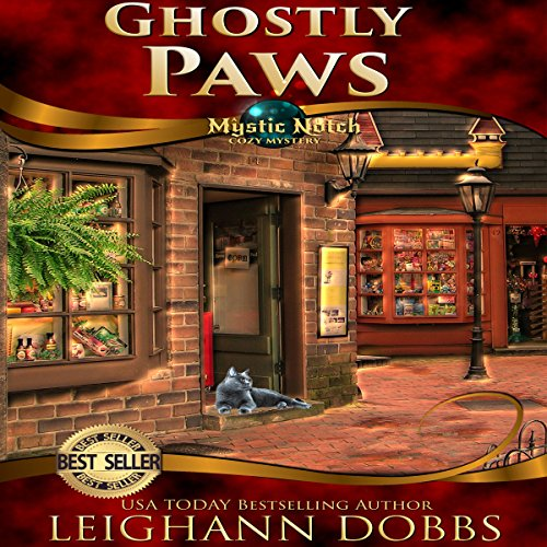 Ghostly Paws cover art