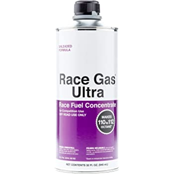 RACE GAS Ultra ADDITIVE 32oz