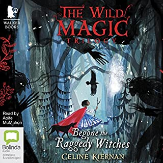 Begone the Raggedy Witches cover art