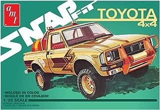 AMT 1/25 1980 Toyota Hilux Sr5 Pickup 2t Snap