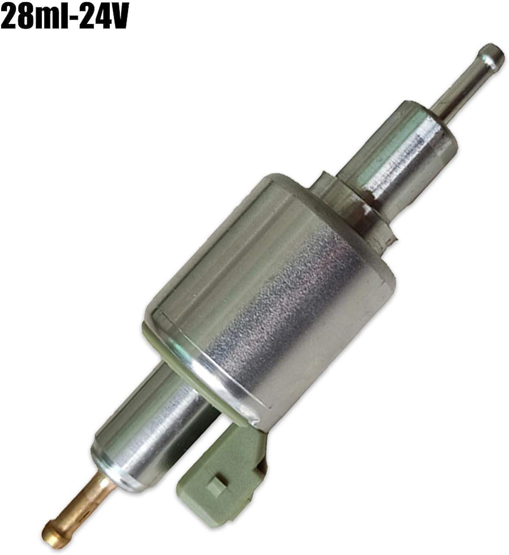 16ml-12V Foxlove Heating Pump,Diesel Heater Oil Pump Car Air Parking Heater Fuel Pump Heater Oil Fuel Pump For Auto Air Diesels Parking Heater Car Accessories