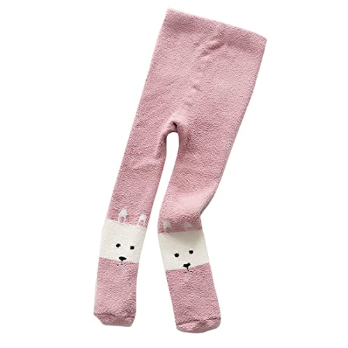 94db50f1eca40 Unisex baby toddler thick tights with feet animal girls pantyhose boys  leggings coral velvet trousers winter