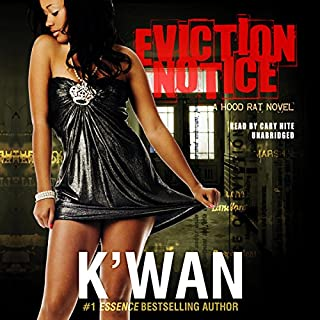 Eviction Notice audiobook cover art