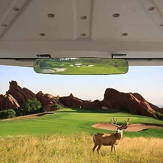 HKOO Golf cart Rear View Mirror,16.5