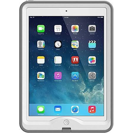 LifeProof/ライフプルーフ iPad Air Case nuud 防水ケース (White/ホワイト)