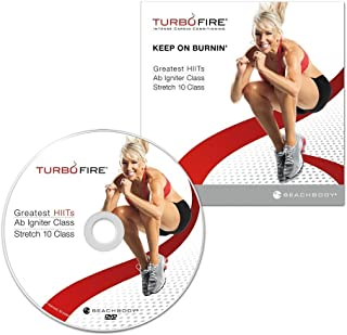 Beachbody TurboFire Keep on Burnin' Workout DVD