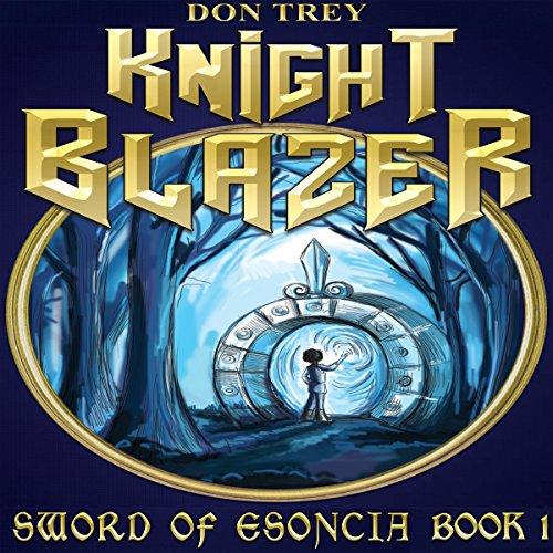 Knight Blazer audiobook cover art