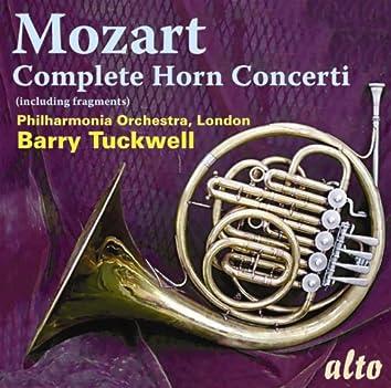 Mozart: Complete Horn Concerti