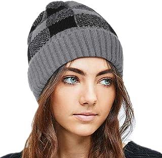 بوهيند شتاء محبوك قبعة صغيرة دافئة قبعة صغيرة لينة تمتد كابل اكسسوارات الشعر للنساء والبنات البحرية