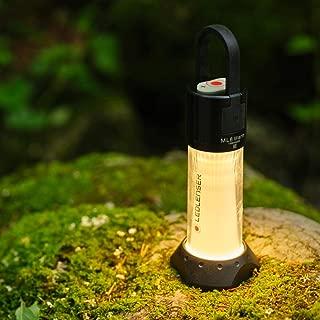 JSX Camping Lumi/ère USB Rechargeable IP68 /Étanche LED Lanterne Portable Lampe De Poche Multifonction Lampe Magn/étique Hanging